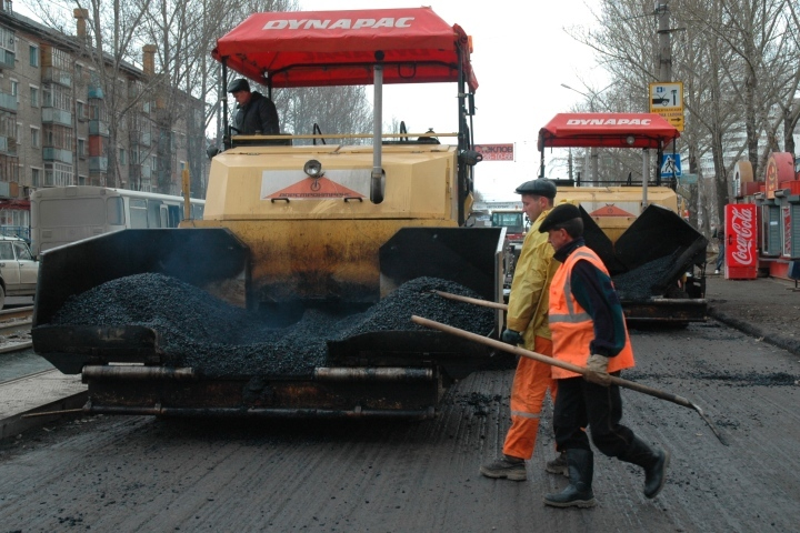 ВПермском крае наремонт дорог истратят 4 млрд руб.