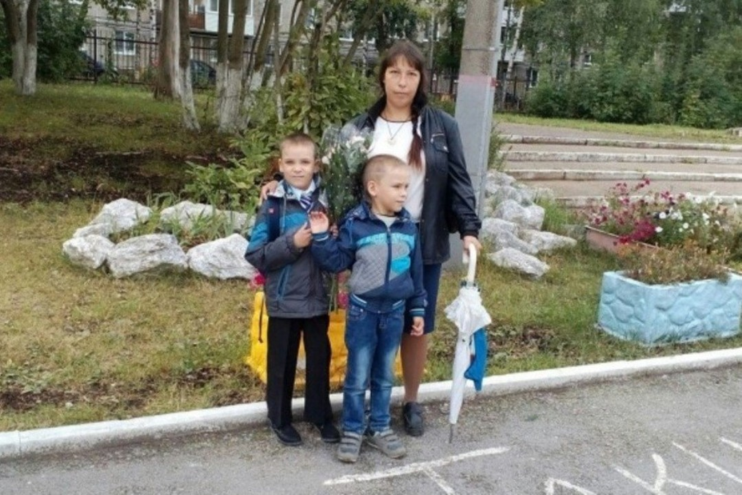 НаУрале пропала женщина с 2-мя детьми