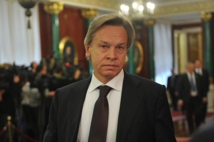 Пушков ответил Авакову натему возвращения Крыма всостав Украины