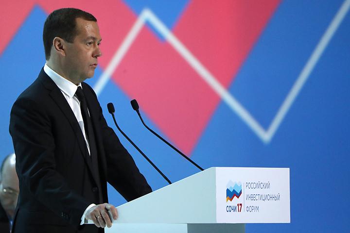 Медведев: «утечка мозгов» из Российской Федерации - это неприемлемо