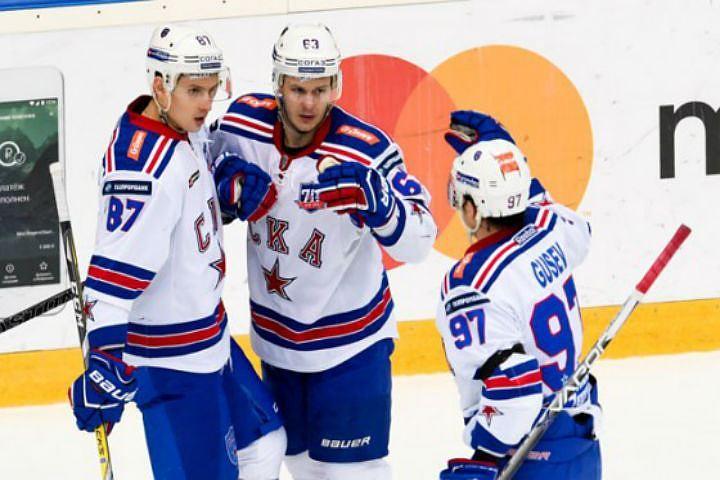 ЦСКА обыграл «Йокерит» ивышел в ¼ финала плей-офф КХЛ