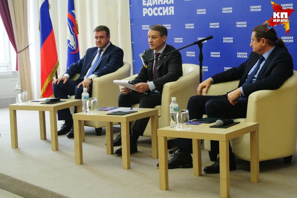 Любимов: «Моя задача— сделать всё, чтобы выборы прошли навысоком уровне»