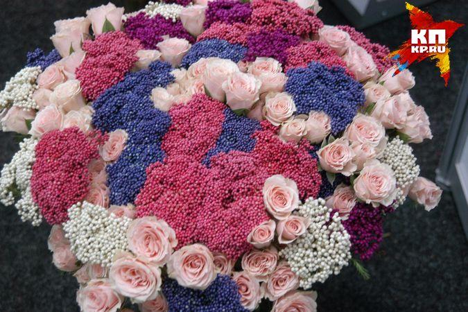 Зараженные цветы изЭквадора иИзраиля задержали вНовосибирске