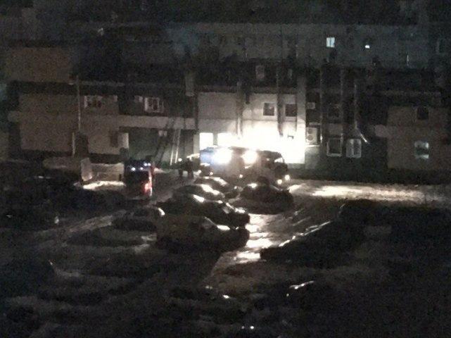ВВоронеже ночью горела фабрика «Русского аппетита»