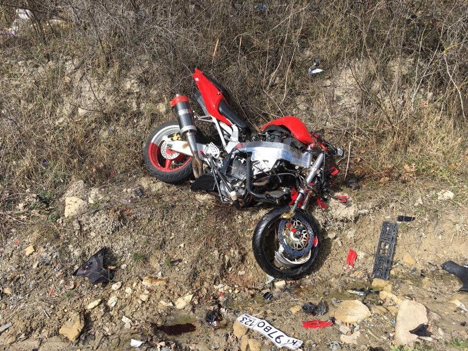 ВАнапе случилось смертельное ДТП сучастием мотоциклиста