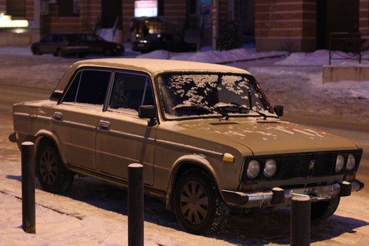 Подозреваемый вкраже машин схвачен вСмоленске