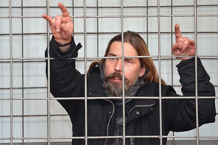 «Турецкая мафия» устроила лидеру «Коррозии металла» побег вИталию