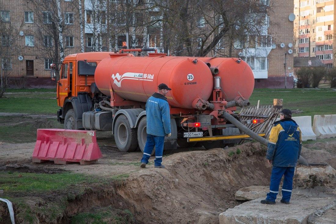 «Квадра» добилась отсрочки накапремонт сетей вСмоленске