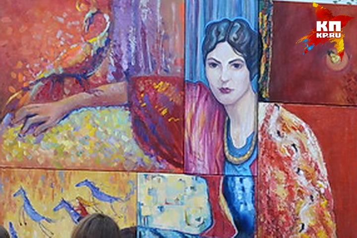 ВВоронеже откроется выставка Елены Киселёвой, известной ученицы Ильи Репина