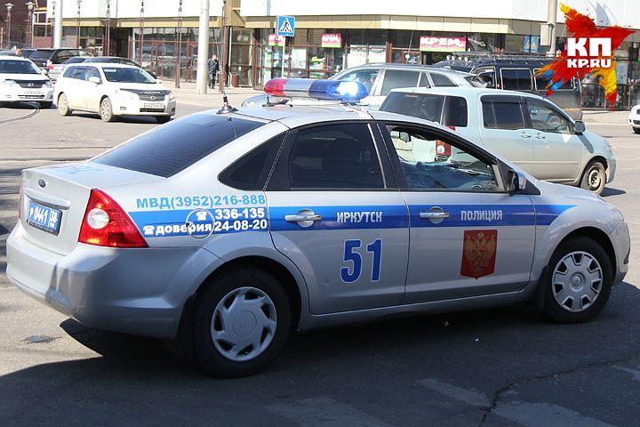 Полицейская овчарка Чак отыскала подозреваемого впопытке поджога дома вИркутской области
