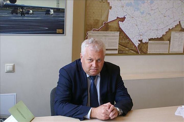 Сергей Титов ушел споста министра транспорта Новосибирской области
