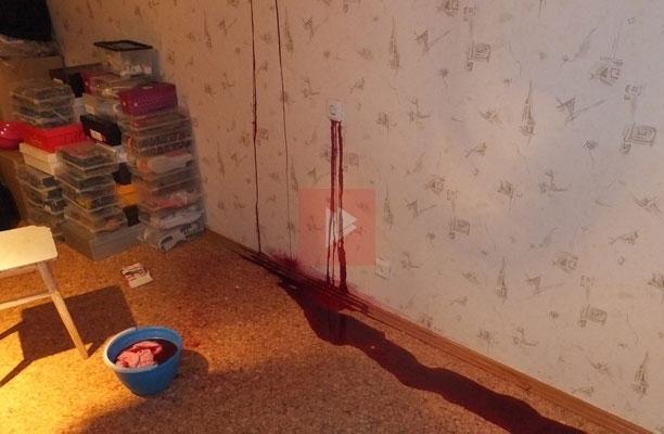 «Кровь» изрозеток течет вквартире ужительницы Воронежа