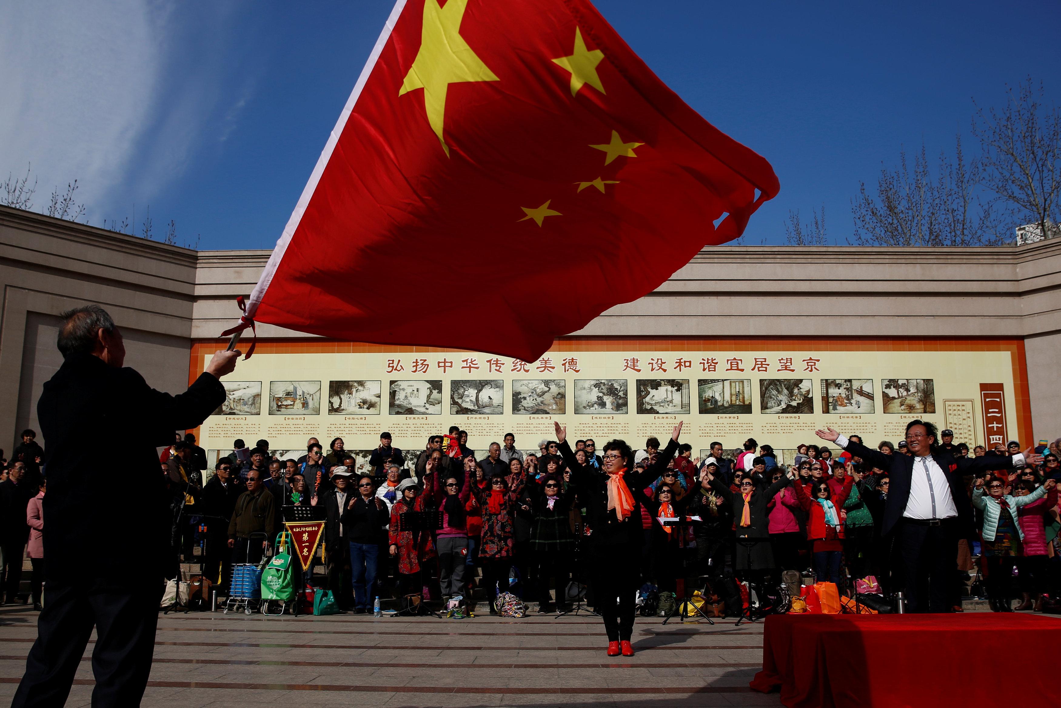 К 2030г численность населения Китая достигнет 1,45 млрд человек