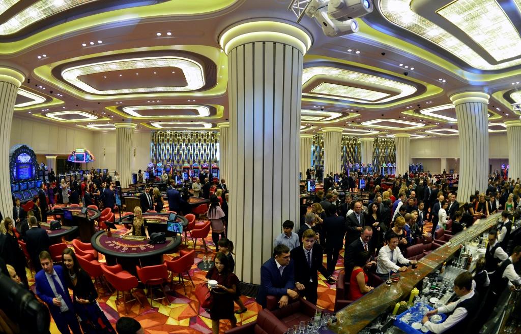 Лучший онлайн казино в россии