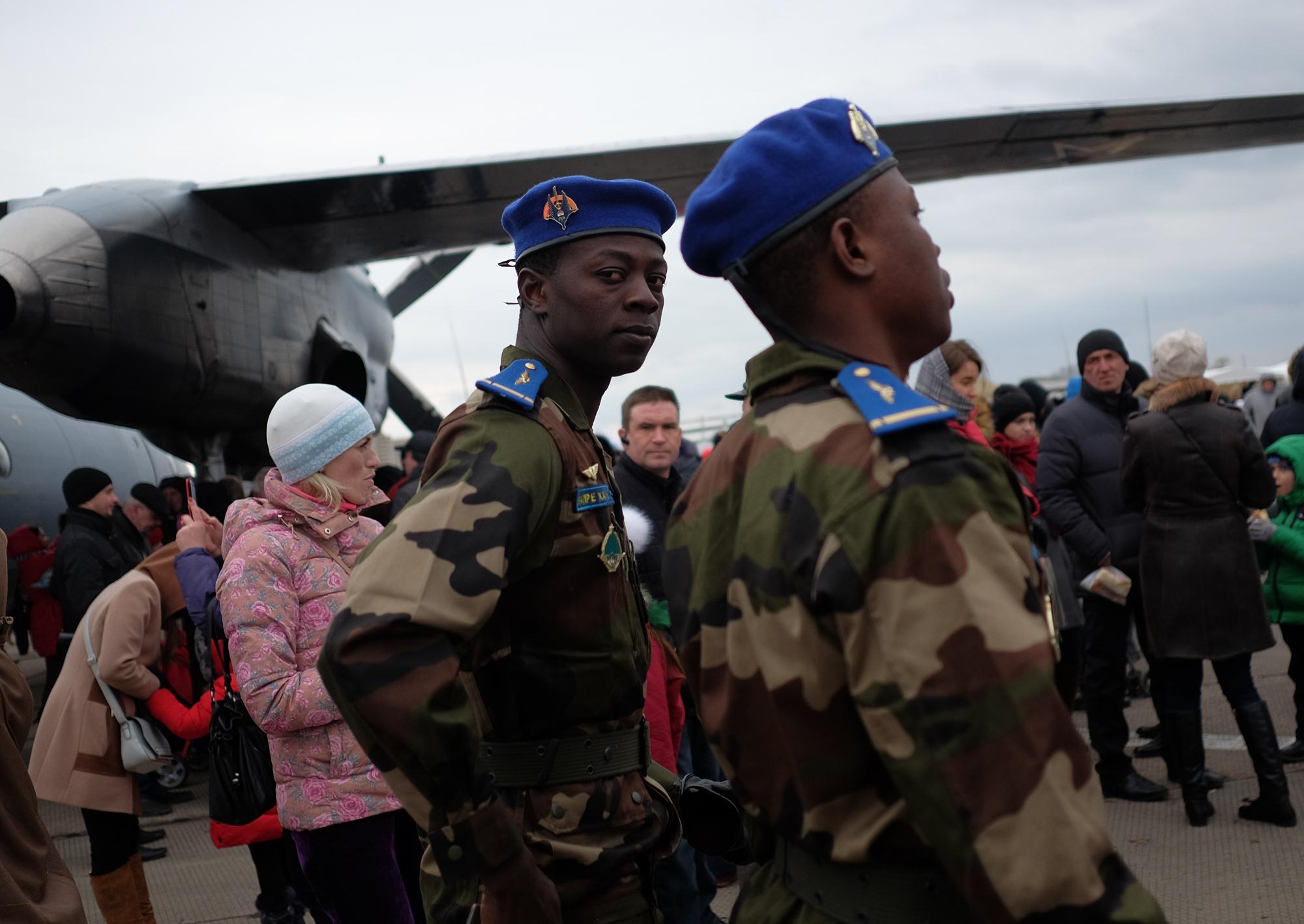 Акция подарок солдату в сокольском районе в Бурее,Нефтекумске