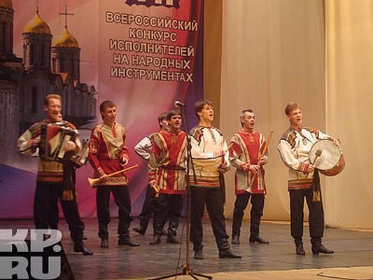 Конкурсы на народных инструментах 2017 2017