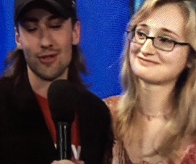 Шепелев с первой женой Анной Старцевой Фото: скриншот с видео