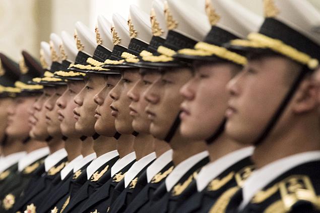 Китайцы имеют очень длинную цивилизацию, длиннее, чем у Европы и у России, и думают иначе, потому что смотрят дальше Фото: REUTERS