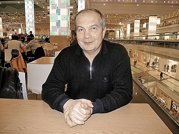 Михаил Игнатов. Фото: Ульяна СКОЙБЕДА