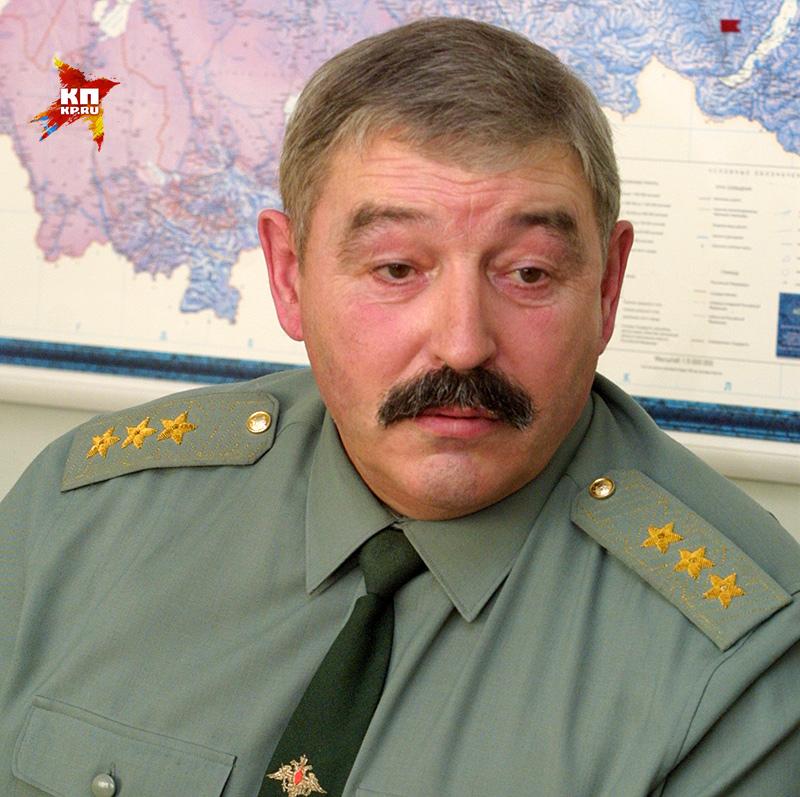 В 2004 году выборы в Рязанской области выиграл генерал-полковник Георгий Шпак Фото: Анатолий ЖДАНОВ