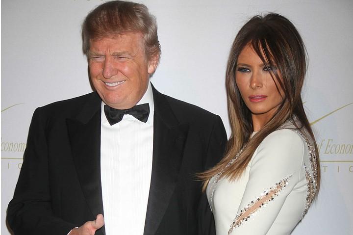 Дональд и Меланья Трамп поженились в 2004 году. Фото: GLOBAL LOOK PRESS