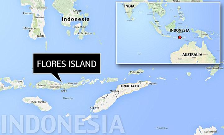 Хоббиты жили на острове.