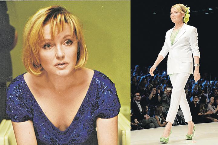 Теледива не скрывает того, что ее нынешнее лицо - заслуга хороших косметологов, за что ее можно только уважать. Фото: Геннадий УСОЕВ, GLOBAL LOOK PRESS