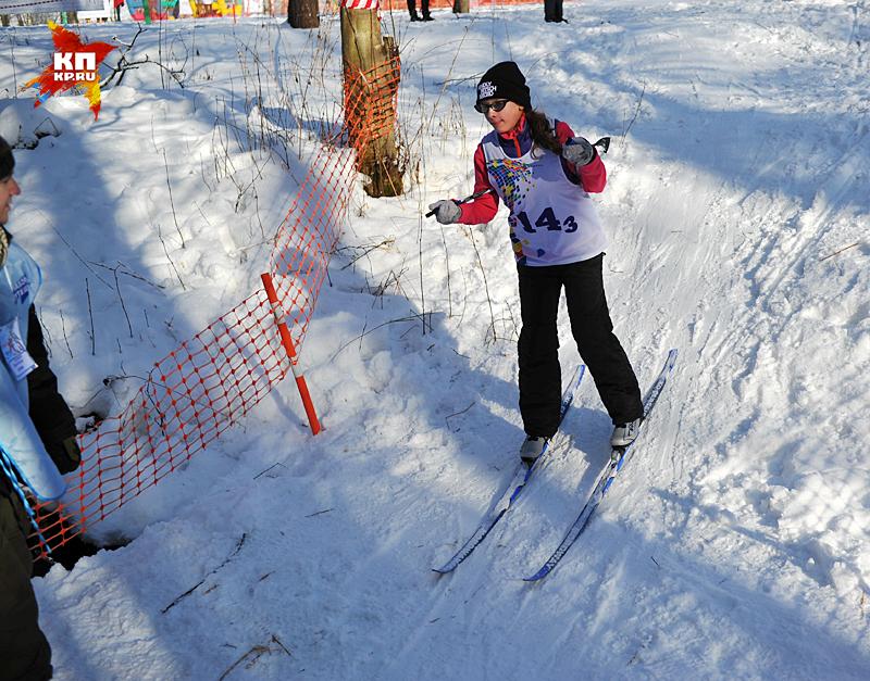 В Истринском районе прошли  восьмые соревнования детей с ограниченными возможностями на Кубок Мэра Москвы Фото: Виктор ГУСЕЙНОВ