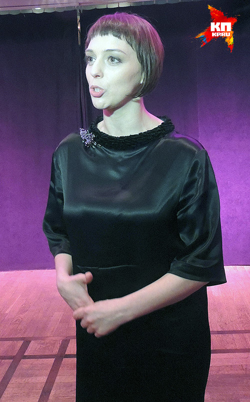 Нелли Уварова. Фото: Анастасия ПЛЕШАКОВА