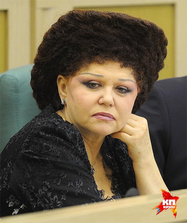 Валентина Петренко. Фото: Владимир ВЕЛЕНГУРИН