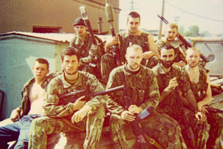 Бывший спецназовец стал священником на Алтае Фото: из личного архива героя публикации