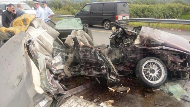 В ужасной трагедии под Сургутом два человека погибли, трое пострадали