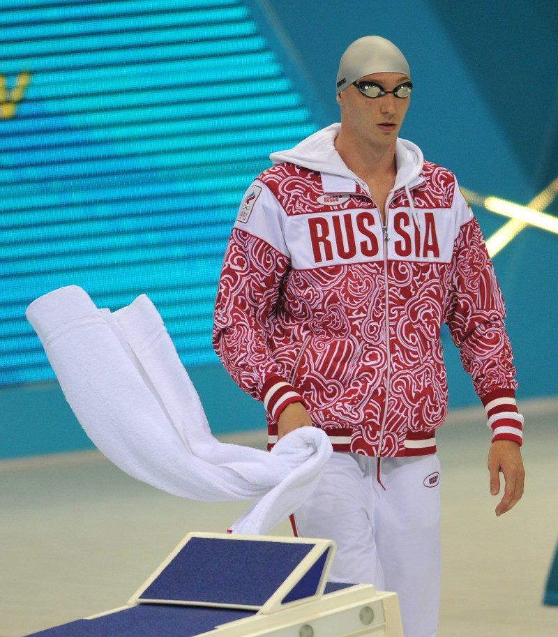 Русские пловцы вышли вфинал эстафеты 4х200 мвольным стилем наОИ
