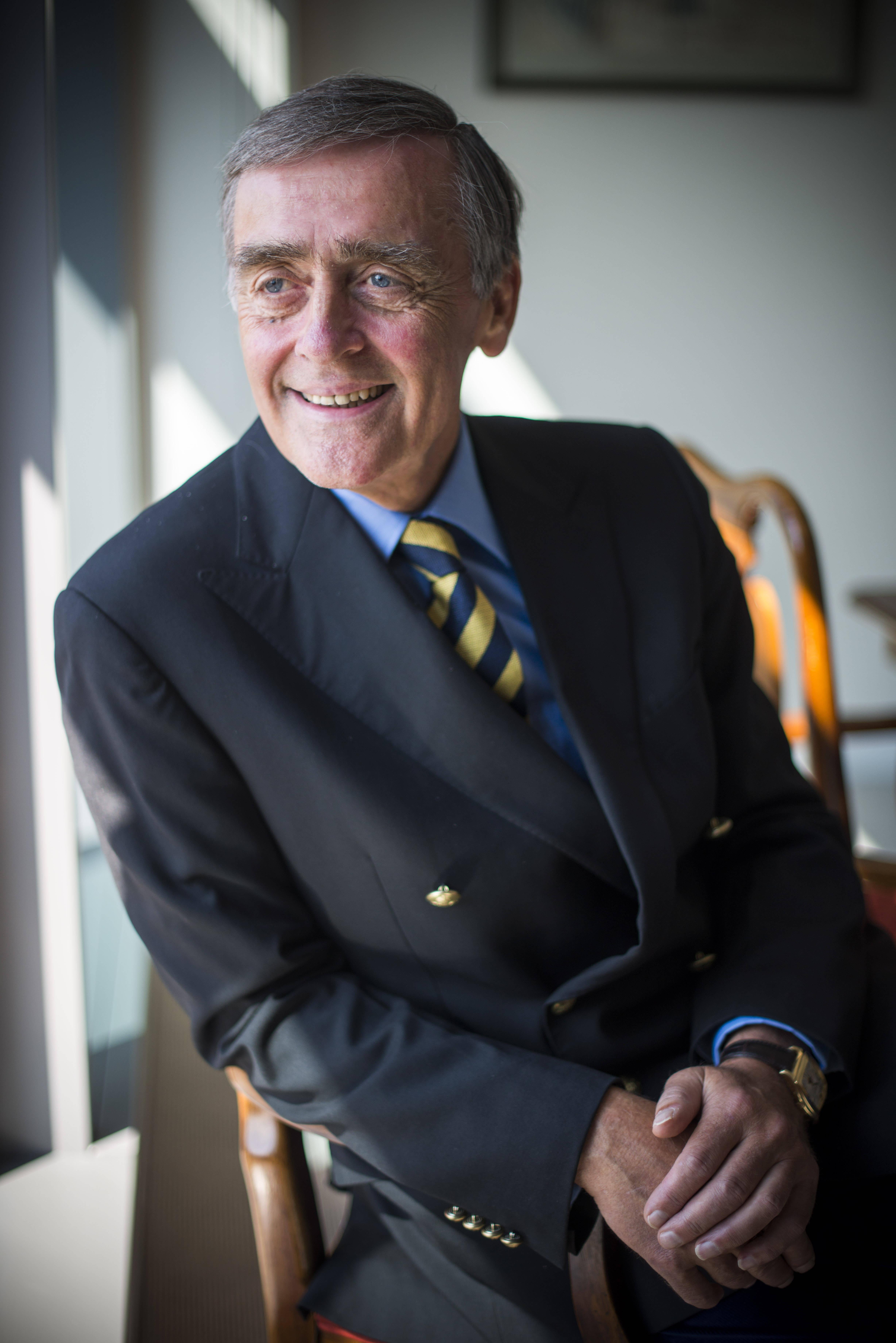 Герцог Вестминстерский Джеральд Гросвенор - третий богатейший человек Британии - скончался от сердечного приступа в 64 года. Фото: GLOBAL LOOK PRESS