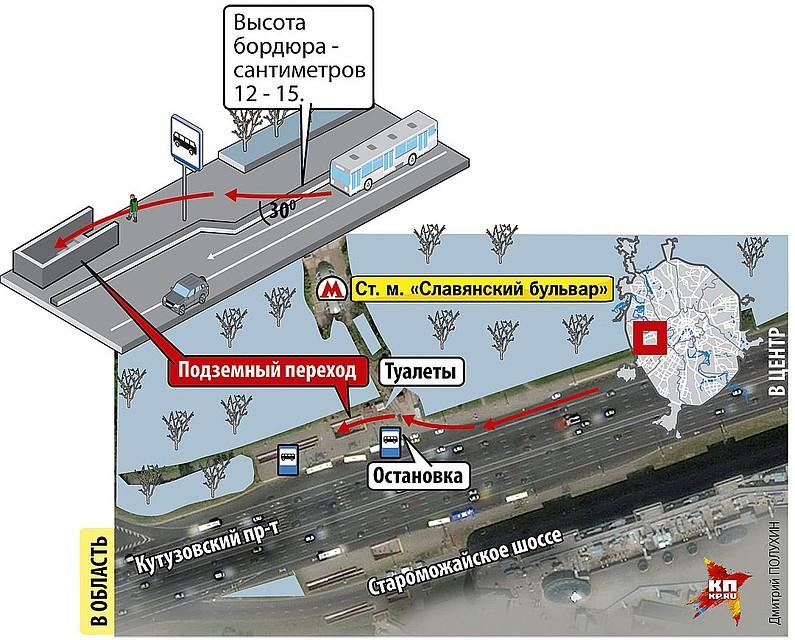 Схема ДТП (2 фото)