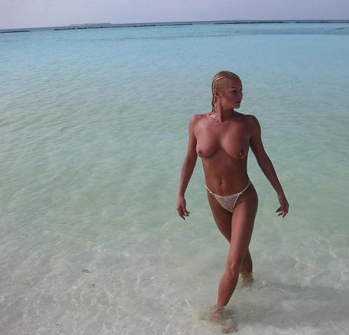 Фото голая волочковой