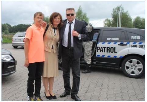 Саша, его мать и детектив Рутковски