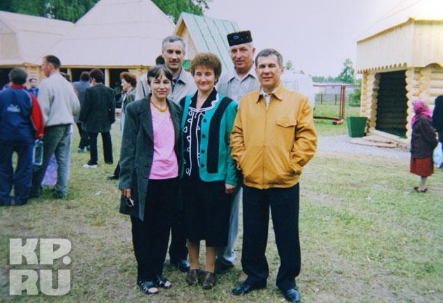 Одноколассники надеются, что президент Татарстана приедет на 40-летие со дня окончания школы Фото: из личного архива
