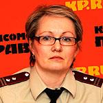 Наталья ЛОГИНОВА Фото: Андрей ТАНАЕВ