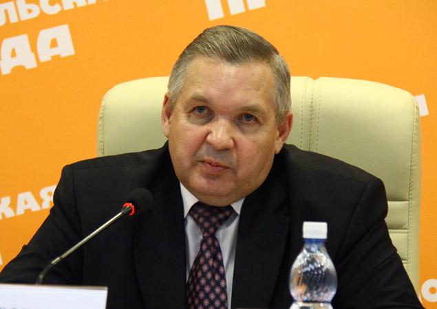 Владимир Нефедов, министр промышленности и инноваций Нижегородской области. Фото: Михаил СОЛУНИН