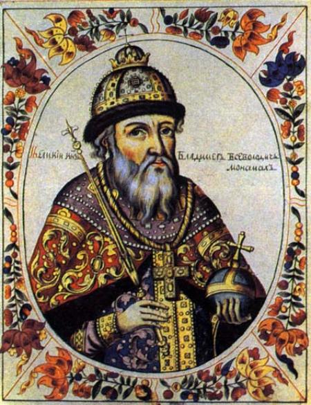 Княжение Владимира Мономаха было периодом последнего усиления Древнерусского государства