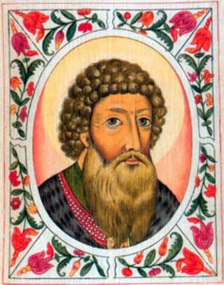 Иван Данилович Калита прославился тем, что при нем началось возвышение Московской Руси