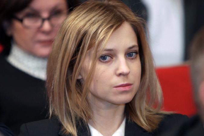 Прокурор Крыма Наталья Поклонская уже даже не комментирует абсурдные заявления Генпрокуратуры Украины.
