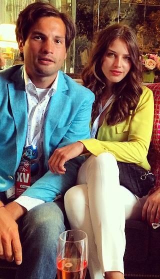 Борис и Тамара познакомились в Монако.  Фото: Instagram