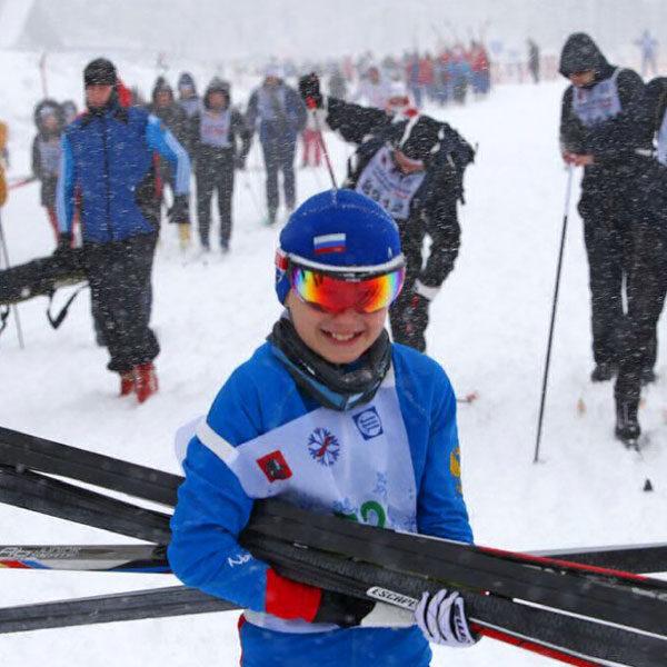 Московская лыжня