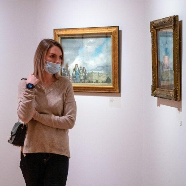 Выставка «Александр Бенуа и его «Мир искусства»