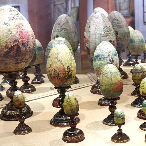 Выставка «История Московского шоколада»
