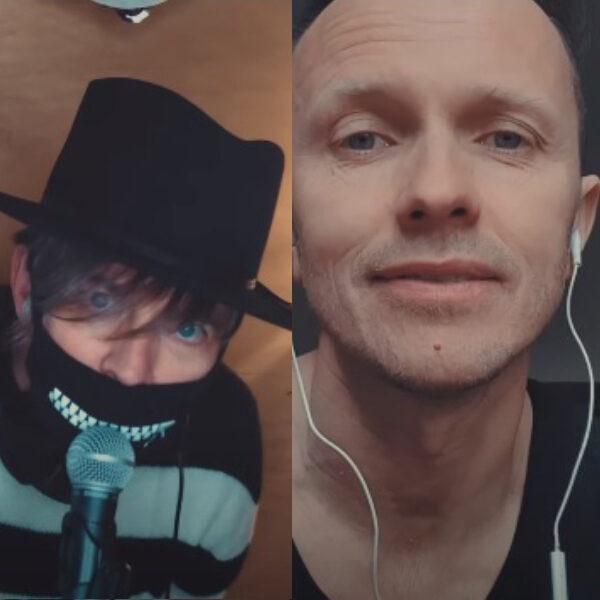 Онлайн-концерт Brainstorm 2020: «Скользкие улицы», «На заре» и «Утекай» с Лагутенко