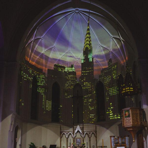 Концерт «Старый Новый год в Нью-Йорке. Орган и саксофоны» в соборе Святых Петра и Павла