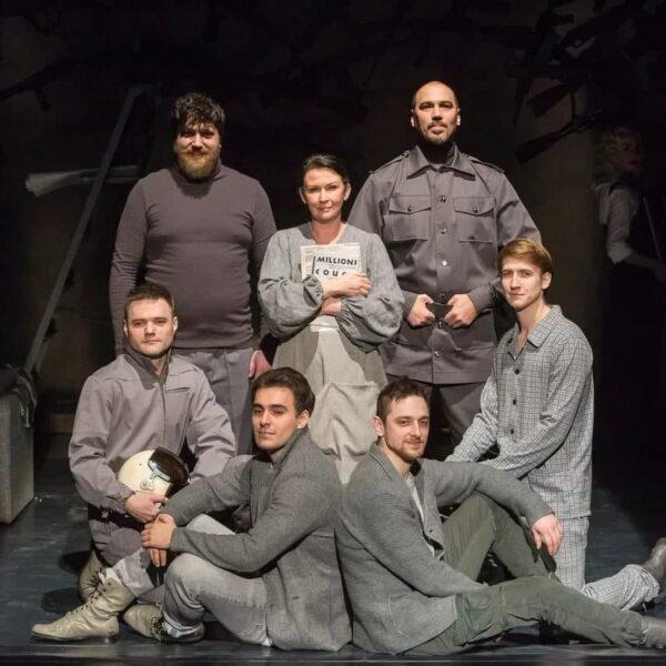 Спектакль «Сердце матери» в Губернском театре